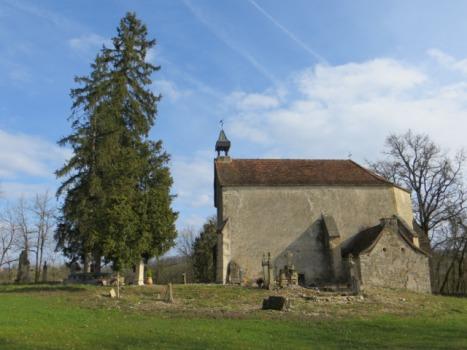 15th-century Chapelle de Teysseroles