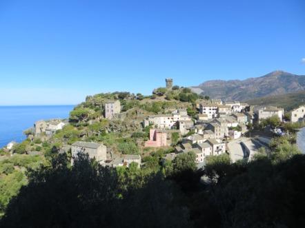 Special Corsican village