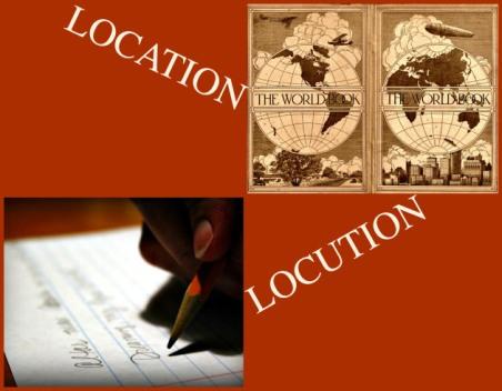 Location Locution
