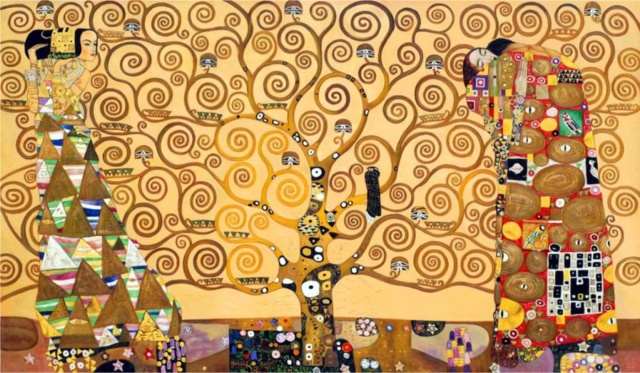 albero-della-vita-di-gustav-klimt-1905-1909