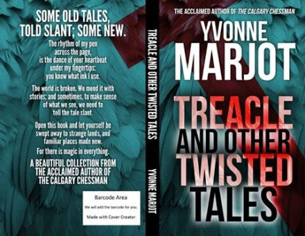Treacle paperback spread
